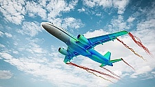 A long-term goal in the digitalization of aviation is the virtual maiden flight of new aircraft.